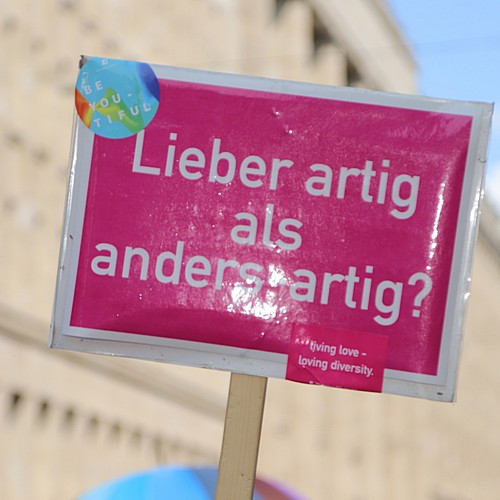 Hamburg Pride - Demonstration  - Bild 134