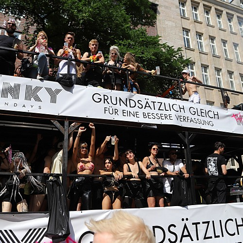 Hamburg Pride - Demonstration  - Bild 146