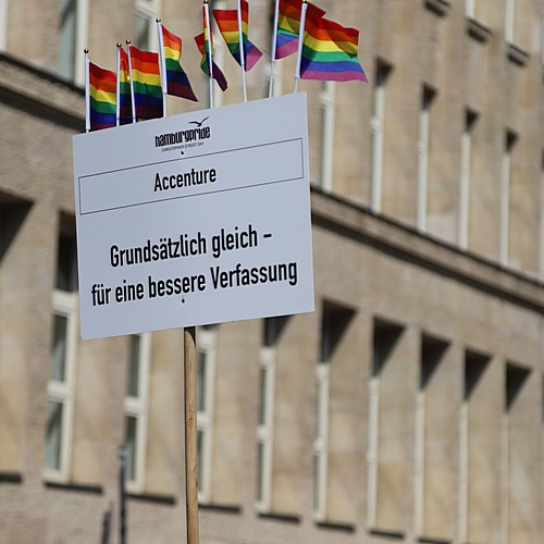 Hamburg Pride - Demonstration  - Bild 151