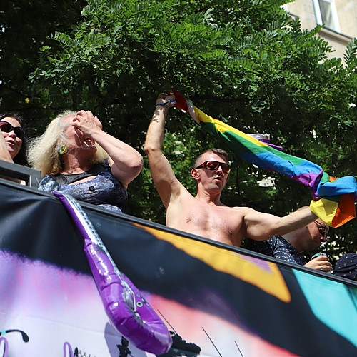 Hamburg Pride - Demonstration  - Bild 160