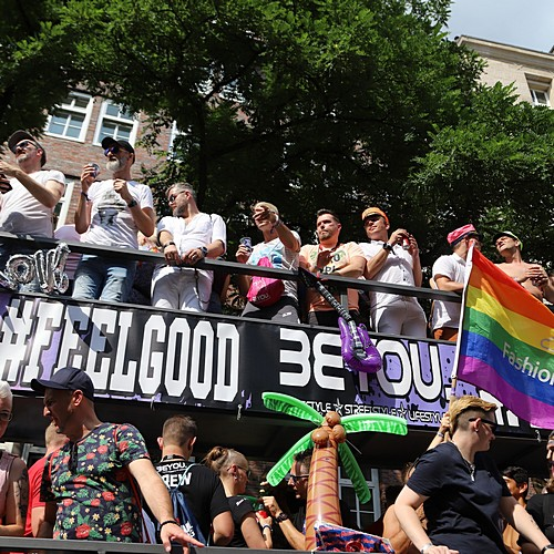 Hamburg Pride - Demonstration  - Bild 3
