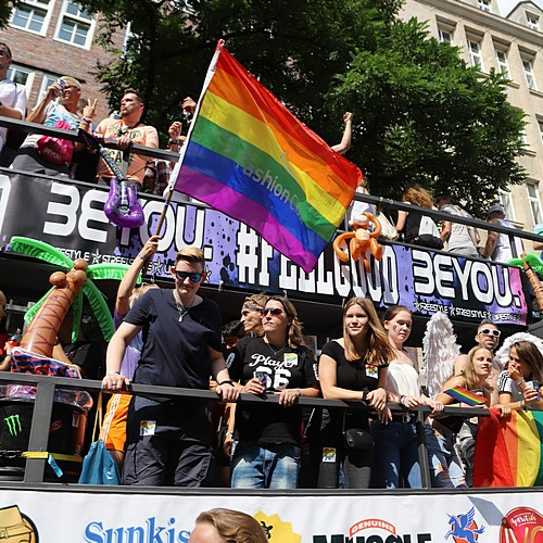 Hamburg Pride - Demonstration  - Bild 167