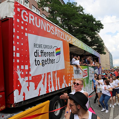 Hamburg Pride - Demonstration  - Bild 177