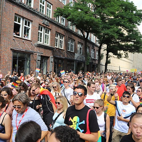 Hamburg Pride - Demonstration  - Bild 181