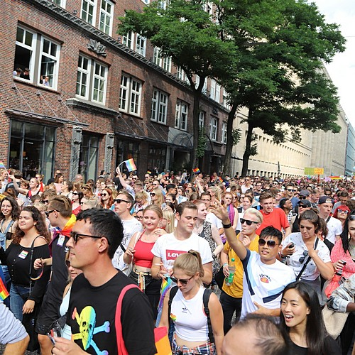 Hamburg Pride - Demonstration  - Bild 7