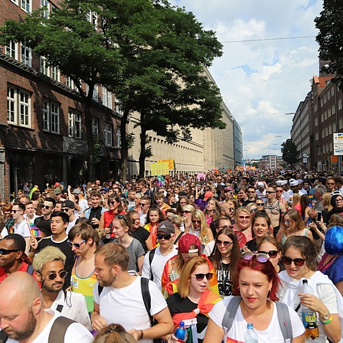 Hamburg Pride - Demonstration  - Bild 184