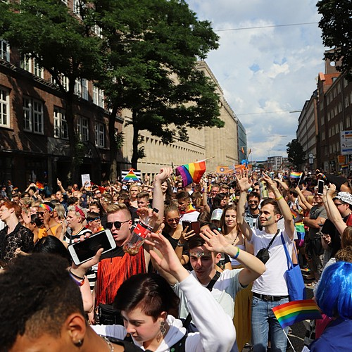 Hamburg Pride - Demonstration  - Bild 186