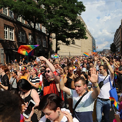 Hamburg Pride - Demonstration  - Bild 187