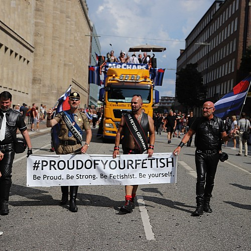 Hamburg Pride - Demonstration  - Bild 193