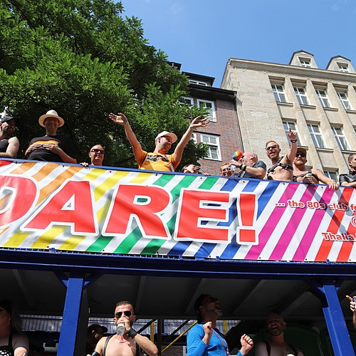 Hamburg Pride - Demonstration  - Bild 204