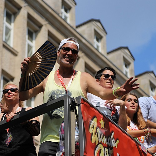 Hamburg Pride - Demonstration  - Bild 220