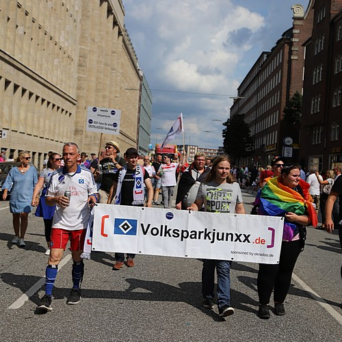 Hamburg Pride - Demonstration  - Bild 223