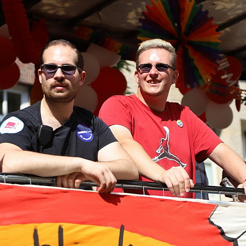 Hamburg Pride - Demonstration  - Bild 225