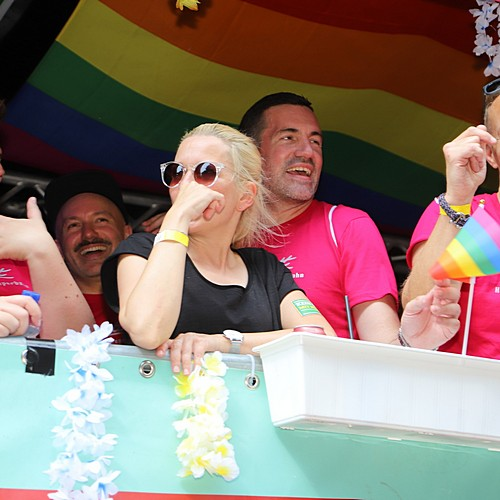 Hamburg Pride - Demonstration  - Bild 228