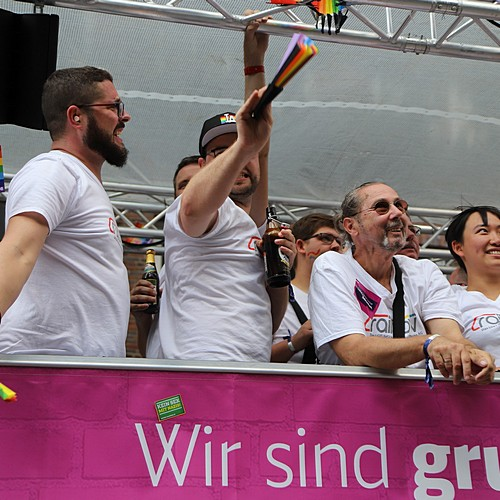 Hamburg Pride - Demonstration  - Bild 258