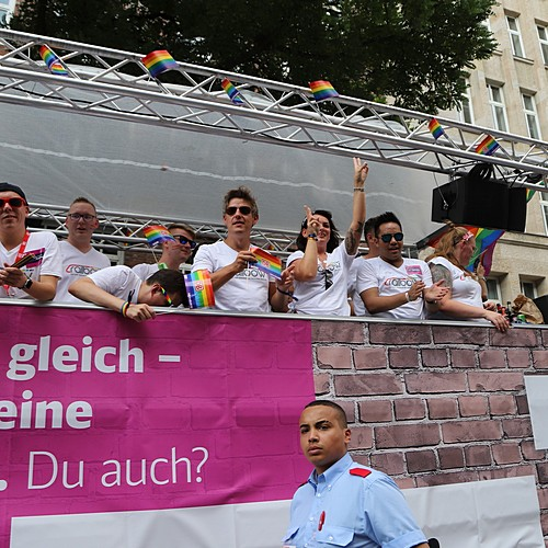 Hamburg Pride - Demonstration  - Bild 260