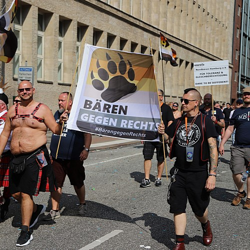 Hamburg Pride - Demonstration  - Bild 300