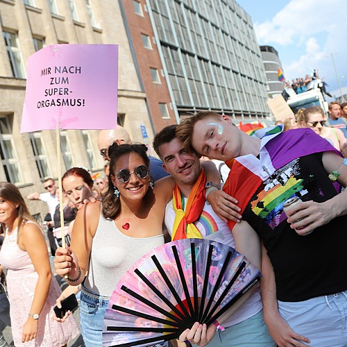 Hamburg Pride - Demonstration  - Bild 309