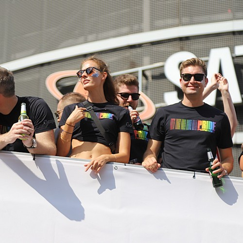 Hamburg Pride - Demonstration  - Bild 316