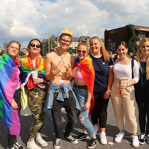 Hamburg Pride - Demonstration  - Bild 327
