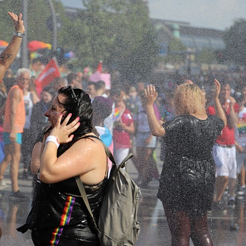 Hamburg Pride - Demonstration  - Bild 361