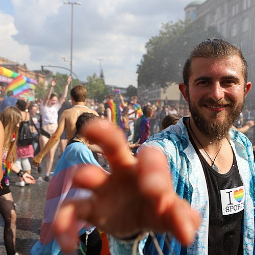 Hamburg Pride - Demonstration  - Bild 365