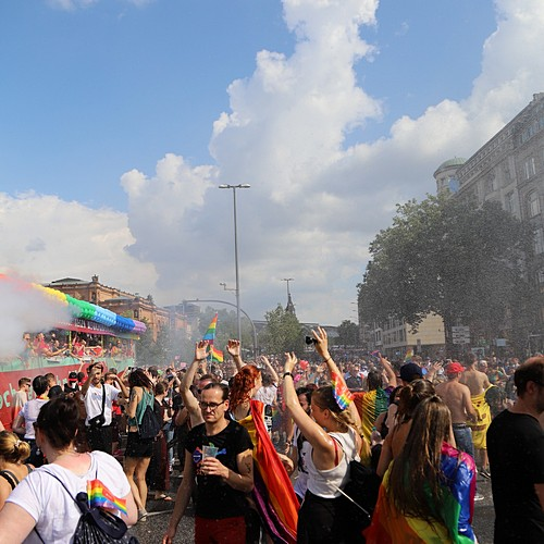 Hamburg Pride - Demonstration  - Bild 367
