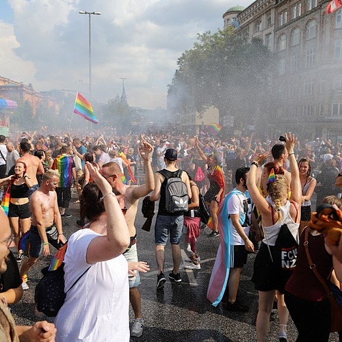 Hamburg Pride - Demonstration  - Bild 372