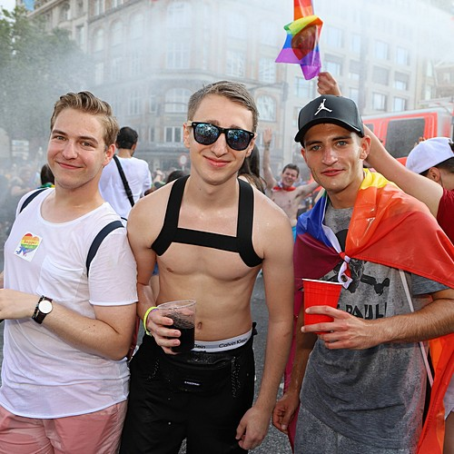 Hamburg Pride - Demonstration  - Bild 377