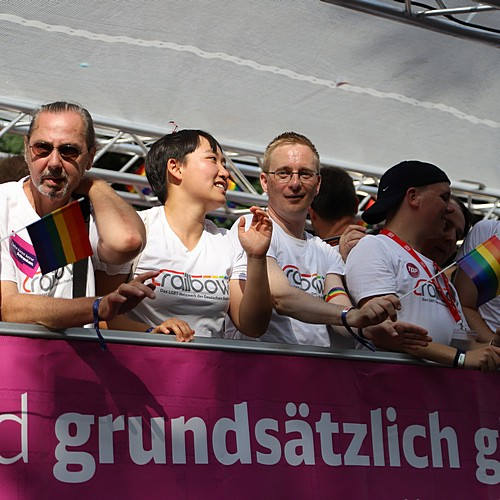 Hamburg Pride - Demonstration  - Bild 386