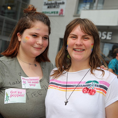 CSD Braunschweig Demonstration & Strassenfest - Bild 3