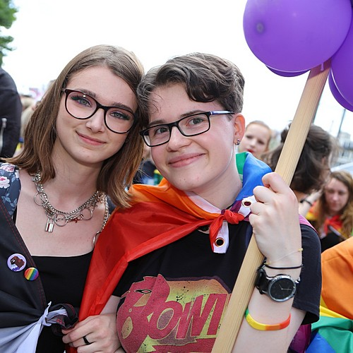 CSD Braunschweig Demonstration & Strassenfest - Bild 6