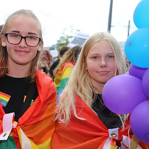 CSD Braunschweig Demonstration & Strassenfest - Bild 7