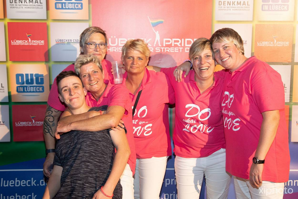 Lübeck Pride - Pride Night / 109x betrachtet