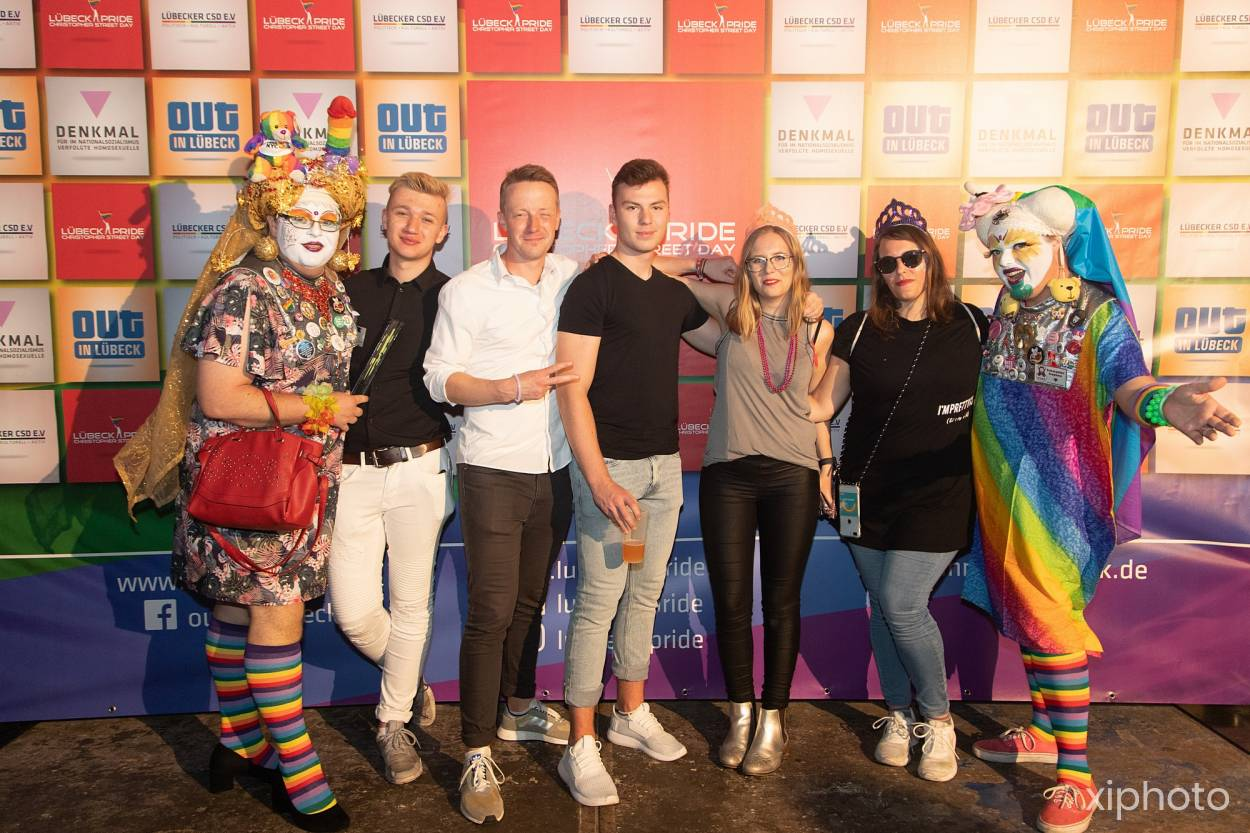 Lübeck Pride - Pride Night / 353x betrachtet