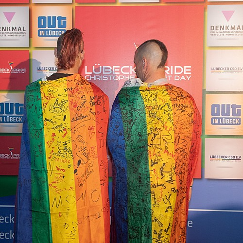 Lübeck Pride - Pride Night - Bild 4