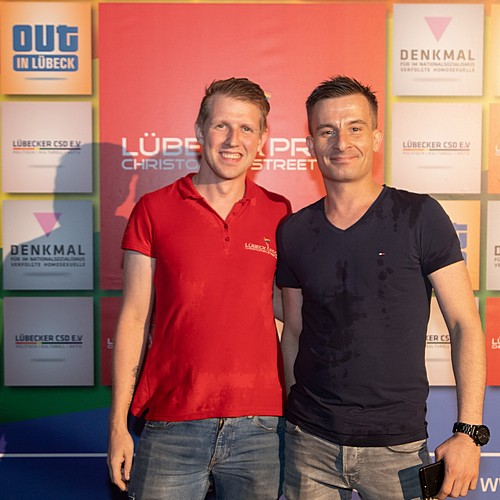 Lübeck Pride - Pride Night - Bild 6