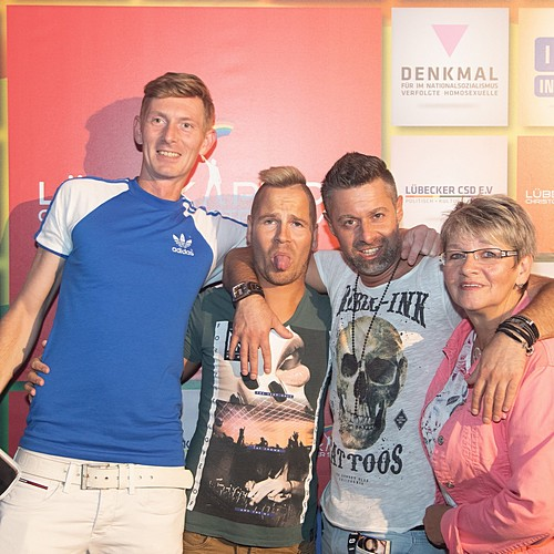 Lübeck Pride - Pride Night - Bild 5