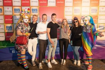 Lübeck Pride - Pride Night / 635x betrachtet