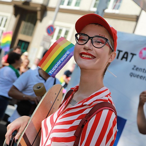 CSD Bremen Demonstration - Bild 14