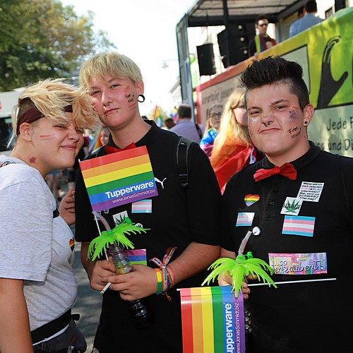CSD Bremen Demonstration - Bild 18