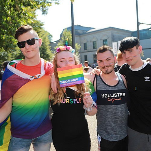 CSD Bremen Demonstration - Bild 32