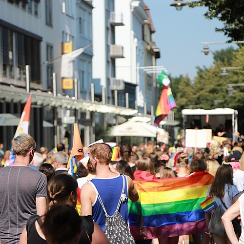 CSD Bremen Demonstration - Bild 46