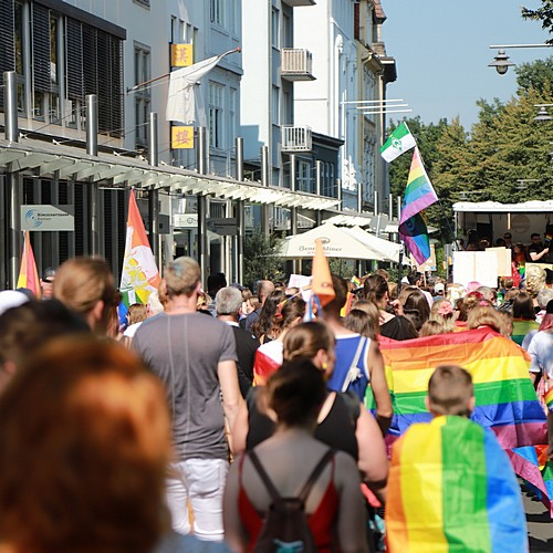 CSD Bremen Demonstration - Bild 47