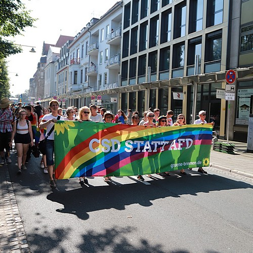 CSD Bremen Demonstration - Bild 48