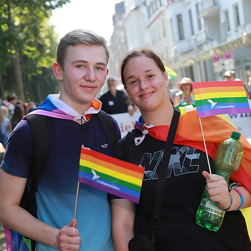 CSD Bremen Demonstration - Bild 49
