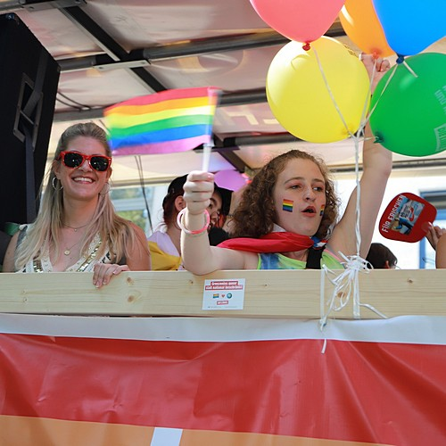 CSD Bremen Demonstration - Bild 58