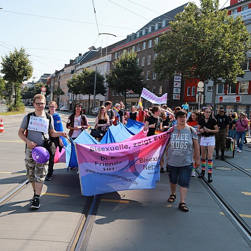 CSD Bremen Demonstration - Bild 67
