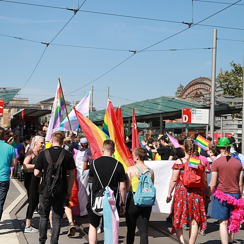 CSD Bremen Demonstration - Bild 86