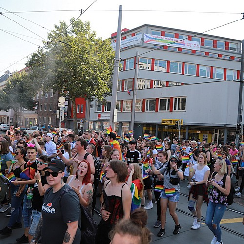 CSD Bremen Demonstration - Bild 91